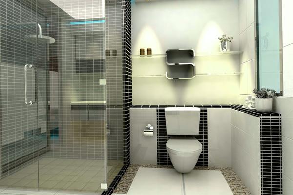 Klassinen kylpyhuone